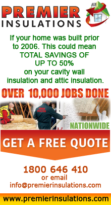 BER Insulation Company Waterford